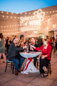 Orlando Science Center Science of Wine, photo by Roberto Gonzalez