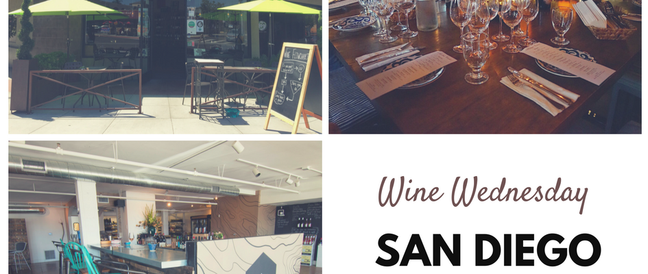 Favorite Wine Bars in San Diego.