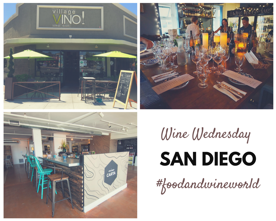 Favorite Wine Bars in San Diego